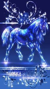 Hình nền năm mới 12 con giáp - Hình nền con ngựa