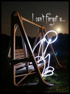 Hình nền tình yêu - Học cách quên đi một người