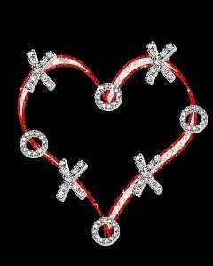 Hình nền tình yêu – Trái tim bị tổn thương