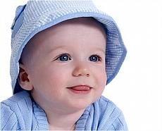 Hình nền em bé cực dễ thương cho dế yêu