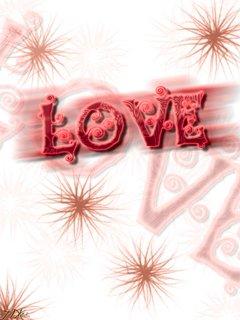 Hình nền chữ Love – Hãy thể hiện tình yêu theo cách riêng của bạn