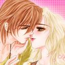 Hình nền tình yêu - Nụ hôn ngọt ngào