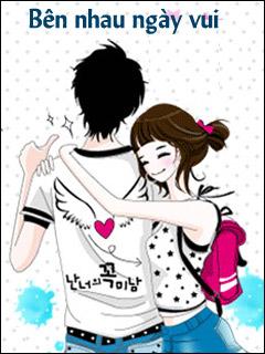 Hình nền tình yêu bên nhau ngày vui
