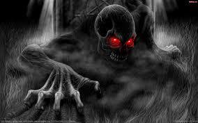 Hình nền ác quỷ siêu kinh dị