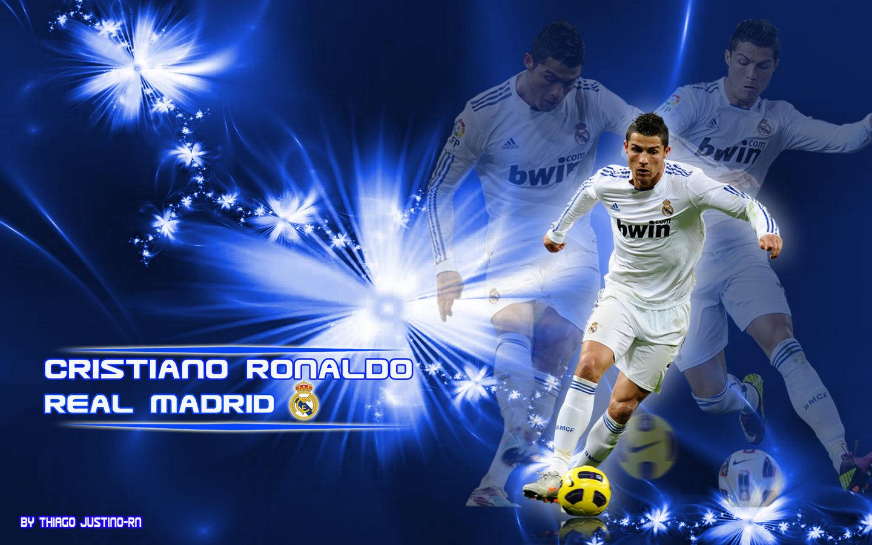 Hình nền cầu thủ bóng đá Ronaldo cực chất