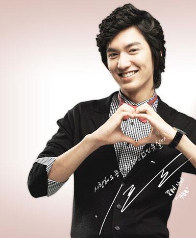 Hình nền Lee Min Hoo cực đẹp trai và dễ thương