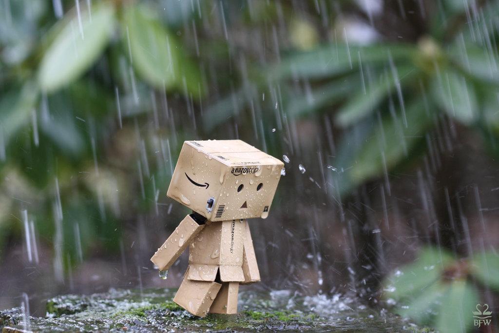 Hình nền mưa buồn nhất cho dế yêu