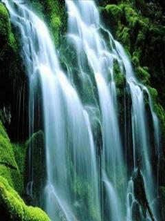 Hình nền thác nước đẹp tuyệt vời