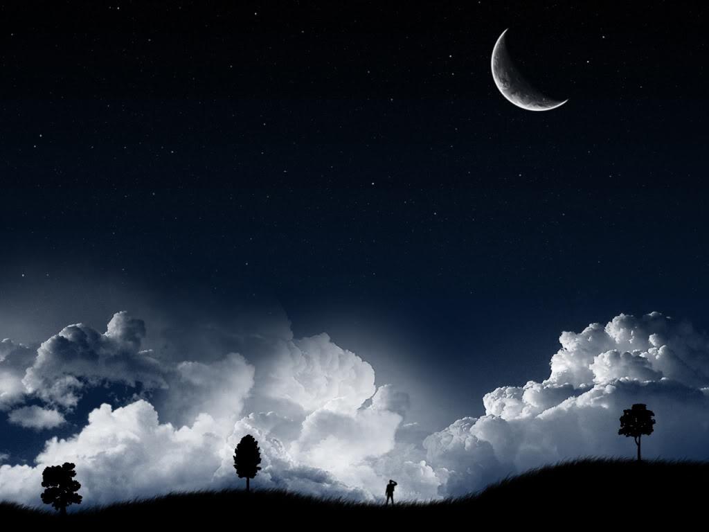 Hình nền tối dành cho người đầy tâm trạng