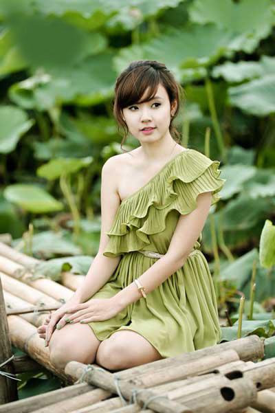 Hình nền Girl xinh - Em là cô gái Việt