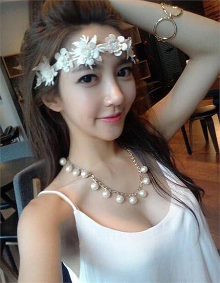 Hình nền girl xinh Hàn Quốc với vẻ đẹp nóng bỏng