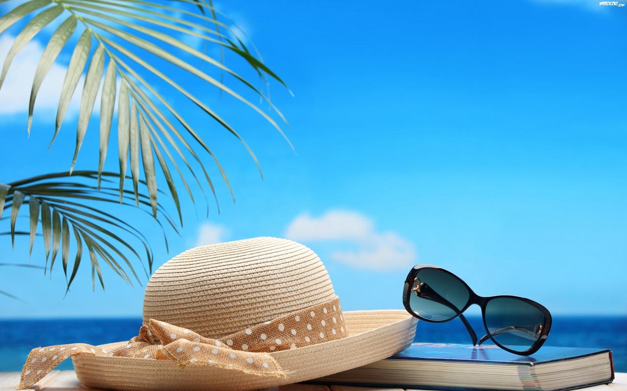 Hình nền mùa hè - Chuẩn bị đi biển thôi