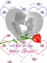 Hình nền tình yêu - A kiss to say