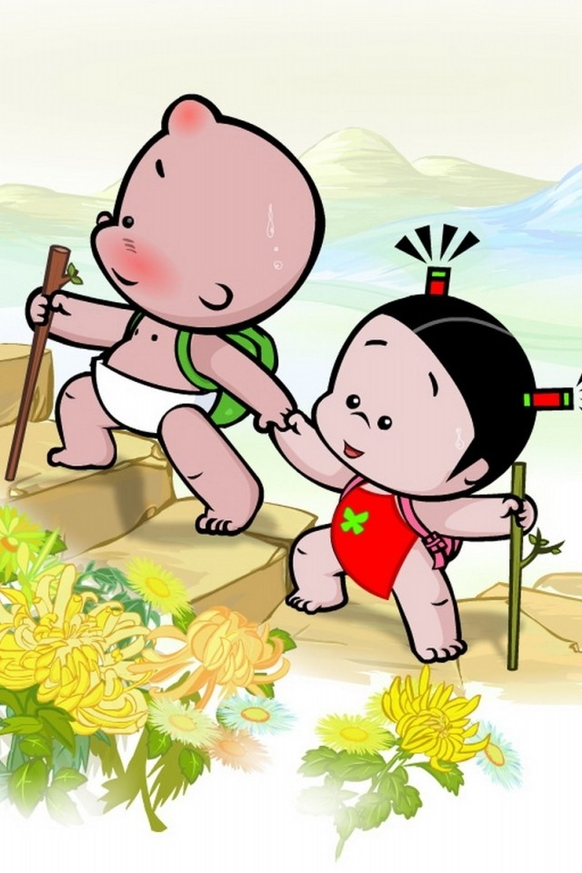 Hình nền tình yêu - Cùng nhau đi khắp thế gian