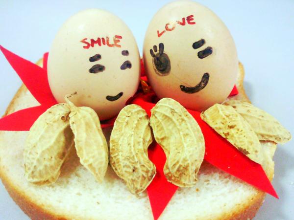 Hình nền tình yêu Smile Love tuyệt đẹp