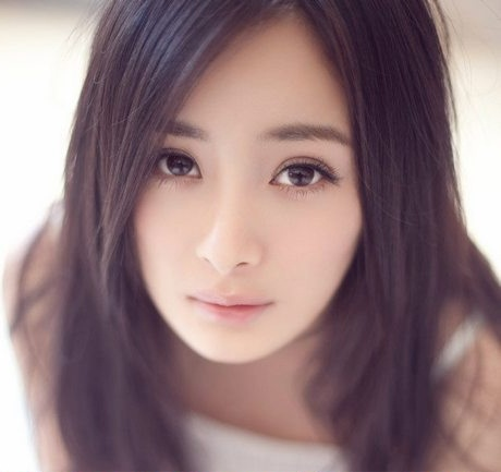 Hình nền girl xinh mắt long lanh