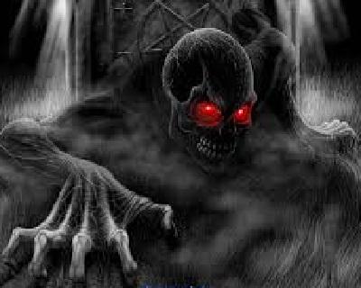 Hình nền halloween - Ác quỷ nổi giận đáng sợ nhất