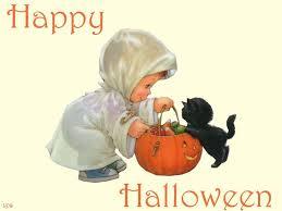 Hình nền halloween dễ thương nhất