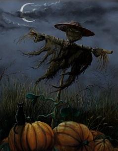 Hình nền halloween đẹp lạnh gáy