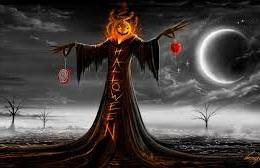 Hình nền halloween - Phù thủy độc ác