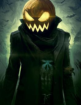 Hình nền halloween cực ngầu