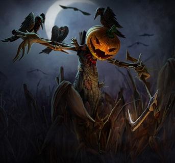 Hình nền halloween quỷ quái nhất