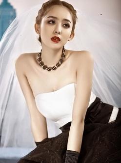 Hình nền girl xinh - Cô dâu gợi cảm