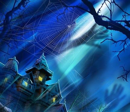 Hình nền halloween - Bàn tay ma quỷ