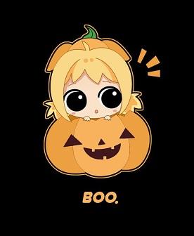 Hình nền halloween cực yêu