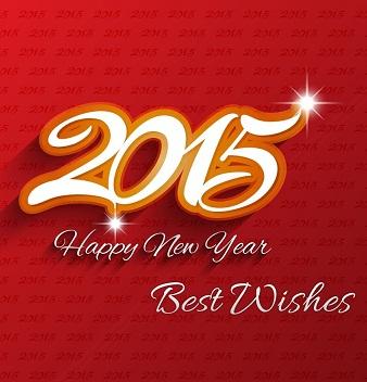 Hình nền năm mới 2015 - Best wishes