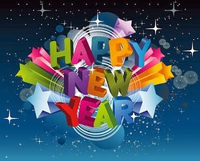 Hình nền năm mới đẹp lung linh