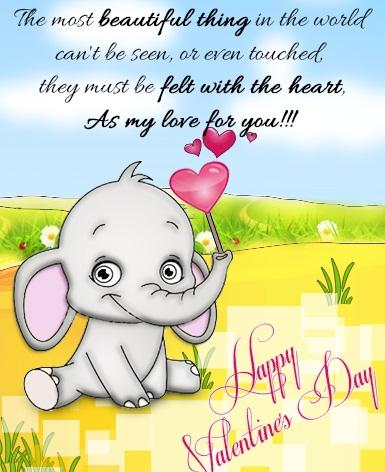 Hình nền valentine cực đáng yêu
