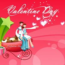 Hình nền valentine siêu lãng mạn