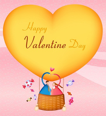 Hình nền valentine siêu ngọt ngào