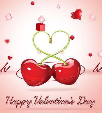 Hình nền valentine gắn kết trái tim