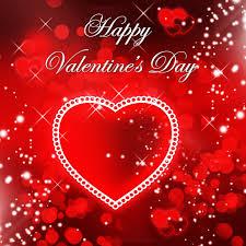 Hình nền valentine lấp lánh