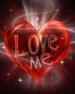 Hình nền tình yêu - Love me