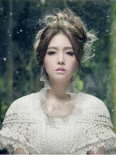 Hình nền girl xinh - Nữ thần mộng mơ
