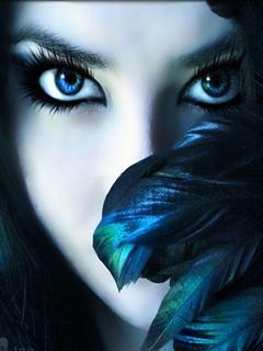 Hình nền kinh dị – Ánh mắt ma quái