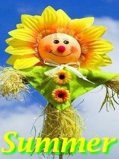 Đón hè với hình nền mùa hè - Hoa hướng dương rực rỡ