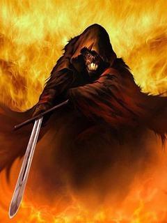 Hình nền kinh dị – Ác quỷ địa ngục