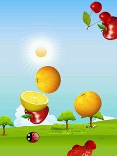 Hình nền mùa hè - Thế giới hoa quả ngọt ngào