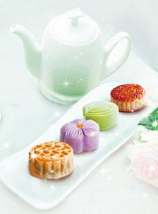 Hình nền trung thu – Tận hưởng hương vị ngọt ngào