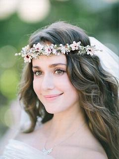 Mê mẩn hình nền girl xinh - Cô dâu thiên thần