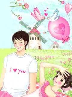 Hình nền tình yêu hạnh phúc và lãng mạn nhất