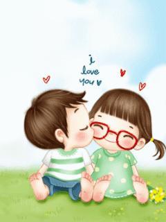 Tải hình nền tình yêu ngộ nghĩnh dễ thương nhất