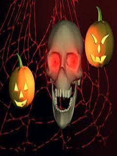 Hình nền Halloween 3D rùng rợn nhất
