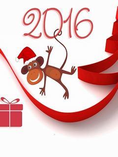 Hình nền năm mới 2016 tuyệt đẹp đón tết dương lịch