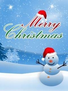 Hình nền noel – Merry Christmas siêu dễ thương