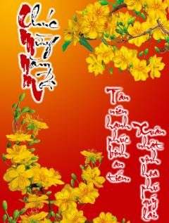 Hình nền tết - Vinh hoa phú quý